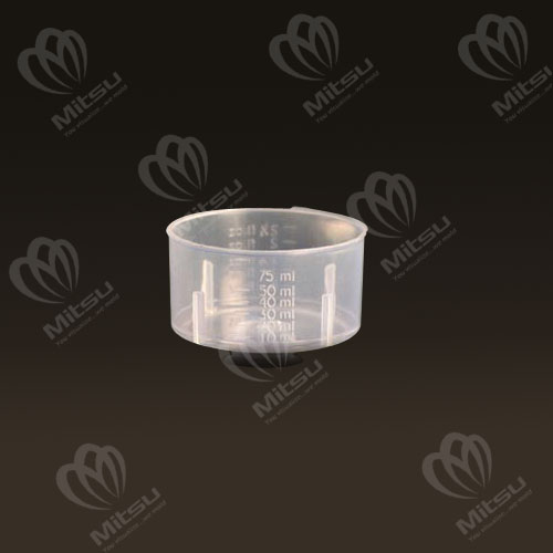 75ML CUPS TRIANGULAR / EURONECK